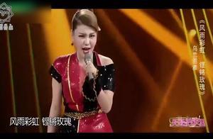 激励无数人的一首《铿锵玫瑰》,乌兰图雅唱出了中国运动员的梦想