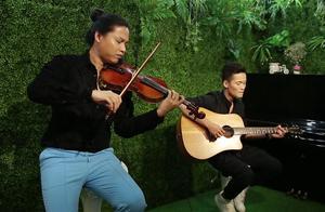 《罗密欧与朱丽叶主题曲A Time For Us》吉他与小提琴