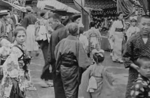 1932年日本东京老视频,你绝对没见过的。珍藏!