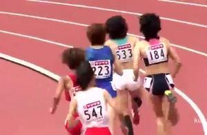 日本女子短跑系列再次回归,紧身裤亮点又增不减!