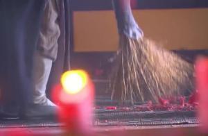 天龙八部第一高手,扫地僧低调出场,气势却震撼了所有人