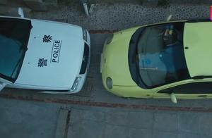 失控:歹徒开车和警察较量,这辆奇瑞QQ被玩出了新高度