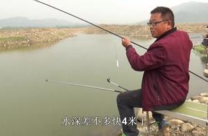 沙坑坐钓黄丫鱼,2小时几十条,钓这种鱼有什么绝招吗?