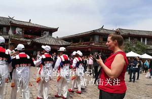一辈子一定要去一次的地方,丽江古城,老外都不想走了