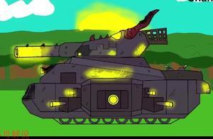 坦克世界:牛头怪坦具有防导弹装置,装甲又厚,怎么打嘛?