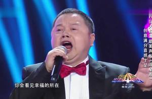 四位大叔动情演唱《流星雨》,现场轻松飙高音,朱丹:很可爱!
