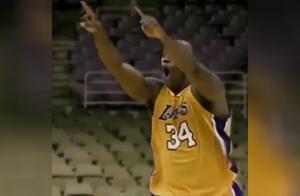 这创意什么水平?十年前的NBA季后赛宣传片 科比奥尼尔经典配合