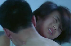 女子忍不住和前夫激吻,下一秒硬生生停止,嫌脏