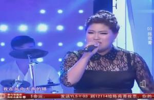 妈妈咪呀总决赛:陈苑菁演唱《倔强》,想说放过我的耳朵吧