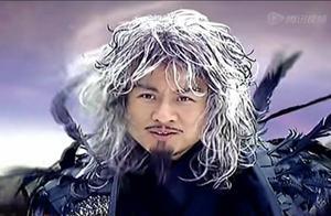 风云:步惊云与聂风和雄霸在雪山之巅大战,简直就是神仙打架