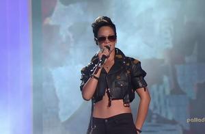 经典!Live Your Life(MTV Video MusicAwards2008)-蕾哈娜Rihanna
