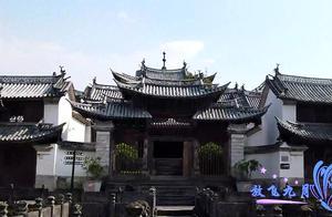 云南的这片古建筑,400多年历史,建筑精美得可以媲美和顺古镇
