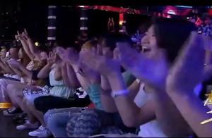 梦想音乐节:曹格翻唱《海阔天空》,引起台下观众大合唱