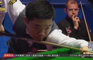 丁俊晖晋级斯诺克世锦赛八强 今年就是夺冠最好机会05_01