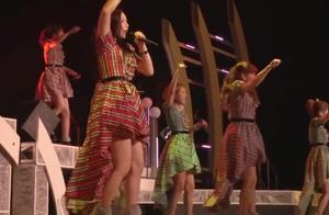 这首德国经典迪斯科舞曲《成吉思汗》,日语翻唱现场版好听