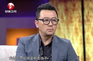 郭涛讲述自己小时就很淘气,儿子就是自己翻版,一定要成长快乐!