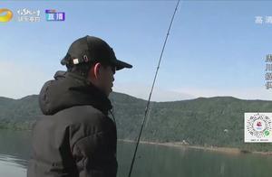 升钟湖探钓,一层一层搜索下去,钓友爆钓红梢鱼!