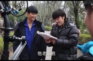 《大江大河》热播花絮:王凯赵达幕后镜头欢乐来袭!