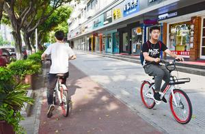摩拜、哈罗、小强先后登陆瑞城 共享单车能走多远?