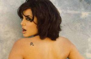 19个安吉丽娜·朱莉身上的刺青 佐证了她复杂的感情