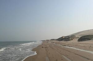 当沙漠遇到大海,翡翠岛游记实拍