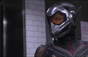《蚁人2》正片片段,黄蜂女大显身手,厨房大战很精彩