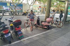 大同摩拜单车白线在哪 摩拜单车是不是只能停靠在白线区域
