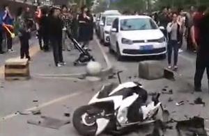 最新!西安市高新区发生交通事故 一人身亡多人受伤