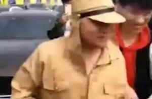 还是不是中国人?男子穿日本军服迎亲,已被警方抓获