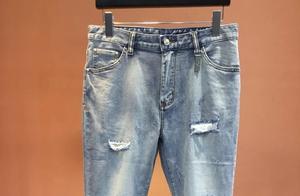 牛仔裤不只李维斯,阿玛尼牛仔裤专为高端打造,精致奢华,买不起