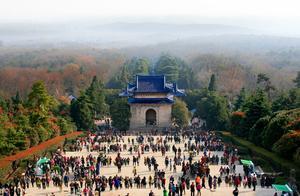 中山陵,中国最后一个帝陵规制的墓葬暗含了哪些深意?