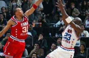 乔丹退役之后,NBA只有这5人能算是后仰投篮大师!
