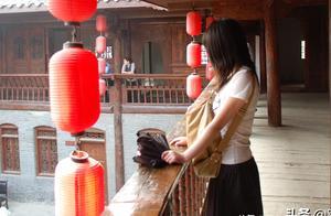 每次去青木川古镇,我都会去一代枭雄魏辅唐晚年最引以为傲的地方