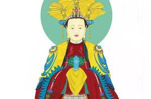农历三月十五泰山老奶奶生日,转发一起为泰山女神贺寿!