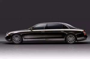 「新车」真正的迈巴赫将要回归!S级Landaulet将于巴黎车展首发