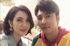 洪欣首次公开谈论张丹峰,意外透露了婚姻状况,网友:换我早离了