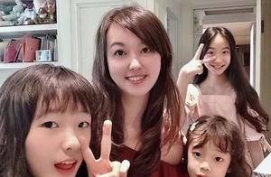 小S三个女儿近照曝光,活泼可爱,能否复制大小S的演艺之路?