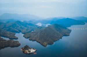 """千岛湖的""""姊妹湖"""":美到窒息,竟然就在江南不远处"""