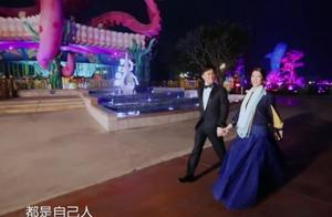 《妻子2》夫妻盛装出席,谢娜低调获好评,章子怡一如既往最亮眼