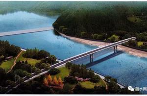 投资5279万,丽水市区新建一座跨江大桥!非常好玩的南明湖国际休闲养生港来了