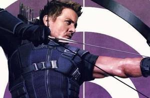 《复仇者联盟3:无限战争》没有鹰眼的原因与演员摔断双臂有关?