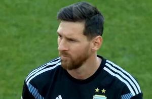 梅西:我应为失利负责,那粒点球本能改变比赛