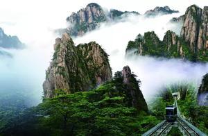 抖音镜头下的黄山,是我见过最美的风景……