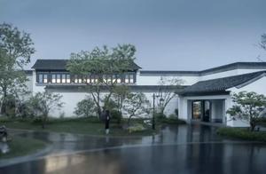 安吉悦榕庄,新中式建筑的典范