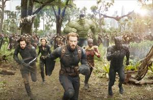 漫威超清复联3,超级英雄大片,来看灭霸一个响指消灭半个宇宙