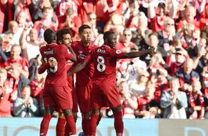 3连胜不丢一球!利物浦已露出冠军相 2大优势成争冠保障