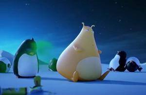 吃饭睡觉打豆豆:豆豆不知吃了什么,放了好臭的屁,企鹅都熏晕了
