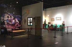 """10月9日,市民在武汉辛亥革命博物馆观看""""我爱我'家'"""