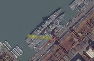 052D改进型曝光:排水量或突破8000,性能接近美伯克舰