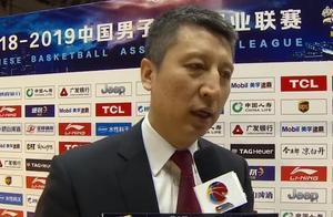 郭士强:恭喜新疆晋级总决赛 如果韩德君不伤我们能卫冕